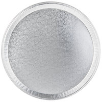 16 inch Round Foil Catering Tray - 25/Case