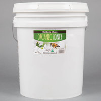 Monarch's Choice Organic Honey 60 lb. Pail
