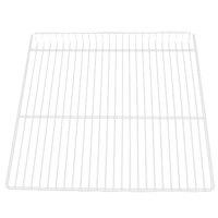 True 915538 White Coated Wire Shelf - 16 inch x 16 inch