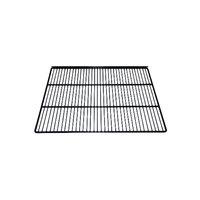 True 909225 Black Coated Wire Shelf - 22 7/8 inch x 21 1/4 inch