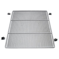 True 908805 Narrow Gap White Coated Wire Shelf - 24 9/16 inch x 23 1/2 inch