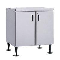 Hoshizaki SD-750 Ice Machine and Water Dispenser Stand with Doors