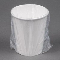 Dart Solo W370RC Hotel and Motel 10 oz. Individually Wrapped Paper Hot Cup - 480/Case