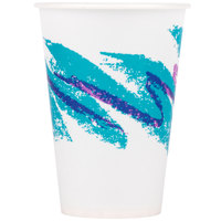 Dart Solo R7N-00055 Jazz 7 oz. Wax Treated Paper Cold Cup - 2000/Case