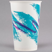 Dart Solo RW16-00055 Jazz 16-18 oz. Wax Treated Paper Cold Cup - 1000/Case
