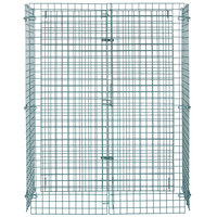 Regency NSF Green Wire Security Cage - 18 inch x 48 inch x 61 inch