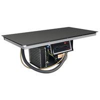 Hatco HCSBF-36-S Aluminum Built-In Top-Mount Hot / Cold Shelf - 36 inch x 24 inch