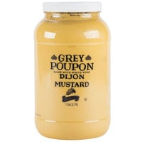 Grey Poupon Dijon Mustard 1 Gallon