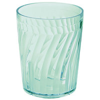 GET 2206-1-JA Tahiti 6 oz. Jade Customizable SAN Plastic Tumbler - 72/Case