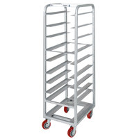 Channel AXD-UTR-10 10 Pan Heavy-Duty Aluminum Steam Table / Bun Pan Rack - Assembled
