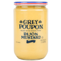 Grey Poupon Dijon Mustard 24 oz. - 6/Case