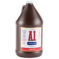 A1 Steak Sauce 1 Gallon - 2/Case