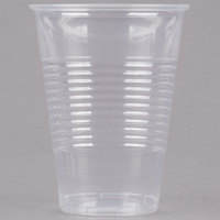Choice 9 oz. Translucent Thin Wall Plastic Cold Cup - 2500/Case