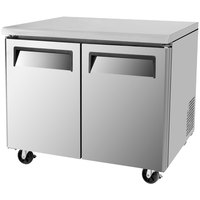 Turbo Air MUR-36L M3 Series 36 inch Low Profile Undercounter Refrigerator