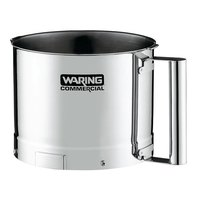 Waring DFP10 2.5 Qt. Stainless Steel Batch Bowl