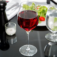 Master's Reserve 9323 Prism 16 oz. Customizable Wine Glass - 12/Case