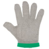 San Jamar MGA515XL Stainless Steel Mesh Cut Resistant Glove - Extra-Large