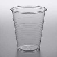 Choice 12 oz. Translucent Thin Wall Plastic Cold Cup - 50/Pack