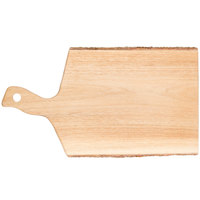 Tablecraft ACABB1409 Acacia Wood Serving Board - 14 inch x 9 inch x 3/4 inch