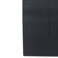 Pebbled Black Tredlite Vinyl Anti-Fatigue Mat 72 inch Wide - 3/8 inch Thick