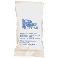 Pitco PP10733 Filter Powder 8 oz. Portion Pack   - 120/Case