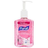 Purell® 3014-12 8 oz. Spring Bloom Gel Instant Hand Sanitizer - 12/Case
