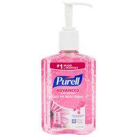Purell® 3014-12 8 oz. Spring Bloom Gel Instant Hand Sanitizer - 12/Case