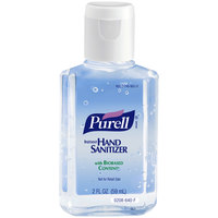 Purell® 0208-24 Advanced 2 oz. Gel Instant Hand Sanitizer with Biobased Content - 24/Case