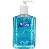 Purell® 3012-12 8 oz. Ocean Mist Gel Instant Hand Sanitizer - 12/Case