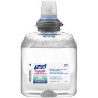 Purell® 5389-02 TFX Advanced 1200 mL Foaming Ultra Nourishing Hand Sanitizer - 2/Case
