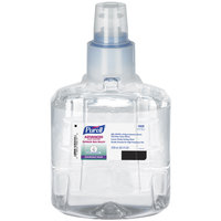 Purell® 1909-02 LTX Advanced 1200 mL Foaming Ultra Nourishing Hand Sanitizer - 2/Case
