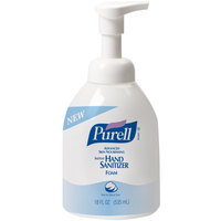 Purell® 5798-04 Advanced Skin Nourishing 535 mL Foaming Instant Hand Sanitizer - 4/Case