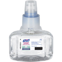 Purell® 1309-03 LTX Advanced 700 mL Foaming Ultra Nourishing Hand Sanitizer - 3/Case