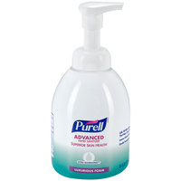 Purell® 5799-24 Advanced 535 mL Foaming Ultra Nourishing Hand Sanitizer - 4 / Case