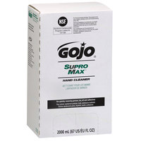 GOJO® 7272-04 TDX 2000 mL Supro Max Hand Cleaner - 4 / Case