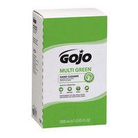 GOJO® 7265-04 TDX 2000 mL Multi Green Hand Cleaner - 4/Case