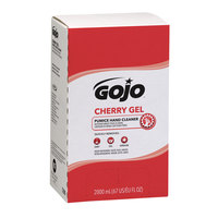 GOJO® 7290-04 TDX 2000 mL Cherry Gel Pumice Hand Cleaner - 4/Case