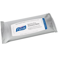 Purell® 9036-24 Sanitizing Wipes 36 Count Personal Pack - 24/Case
