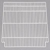 Turbo Air 30278R0102 Polyethylene-Coated Wire Shelf - 21 1/2 inch x 22 1/2 inch