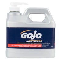 GOJO® 0988-04 1/2 Gallon Power Gold Hand Cleaner - 4/Case