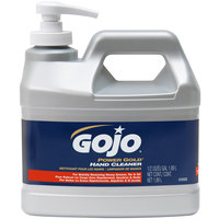 GOJO® 0988-04 1/2 Gallon Power Gold Hand Cleaner - 4 / Case