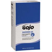 GOJO® 7530-02 TDX 5000 mL Shower Up Soap & Shampoo - 2/Case