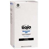 GOJO® 7530-02 TDX 5000 mL Shower Up Soap & Shampoo - 2/Case