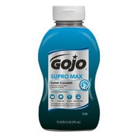 GOJO® 7278-08 10 oz. Supro Max Hand Cleaner - 8/Case