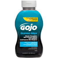 GOJO® 7278-08 10 oz. Supro Max Hand Cleaner - 8 / Case