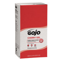 GOJO® 7590-02 TDX 5000 mL Cherry Gel Pumice Hand Cleaner - 2/Case