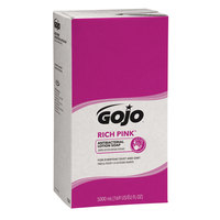 GOJO® 7520-02 TDX 5000 mL Rich Pink Antibacterial Lotion Soap - 2/Case