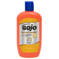 GOJO® 0947-12 14 oz. Natural Orange Smooth Hand Cleaner - 12/Case