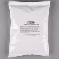 Heath® Flavored Cappuccino Mix 2 lb. Bag   - 5/Case