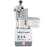 Robot Coupe R401C Continuous Feed Food Processor - 1 1/2 hp